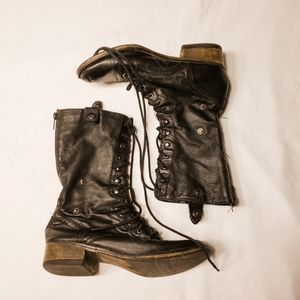 Steve Madden Parto Adjustable Height Boots